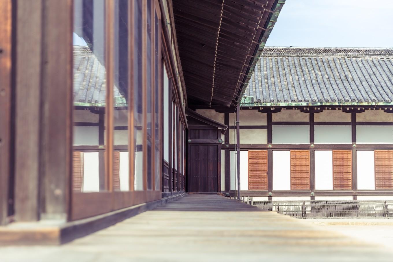 岁月的车轮来到十六世纪的江户城