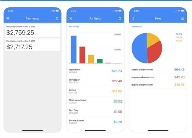 谷歌将在2019年底之前淘汰安卓和iOS的AdSense应用