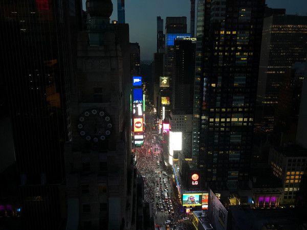 都 城市 停電
