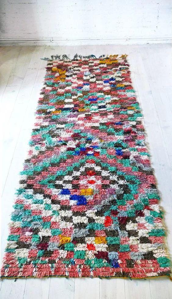 地毯绣图纸简单