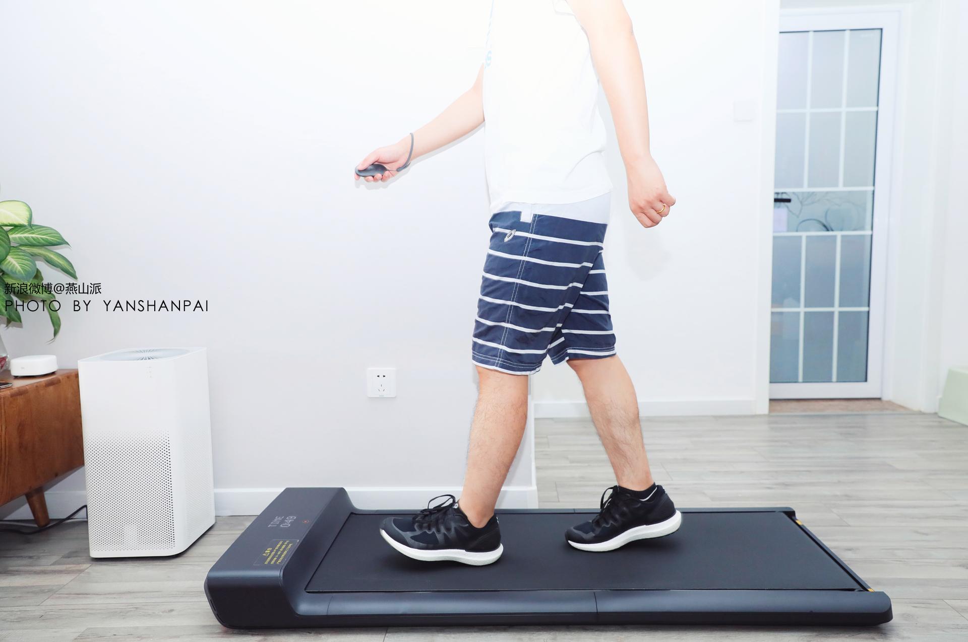 小米生态链居家健身新装备,金史密斯WalkingPad走步机A1Pro评测