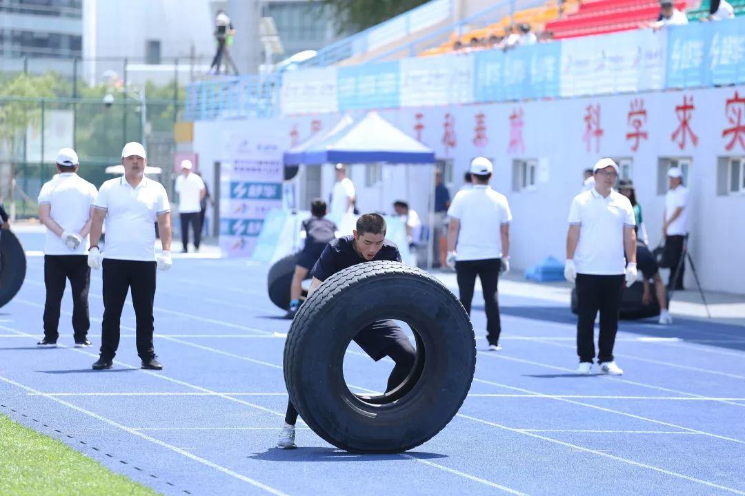 """舒华2019冰雪项目""""秦皇岛""""体能大比武"""
