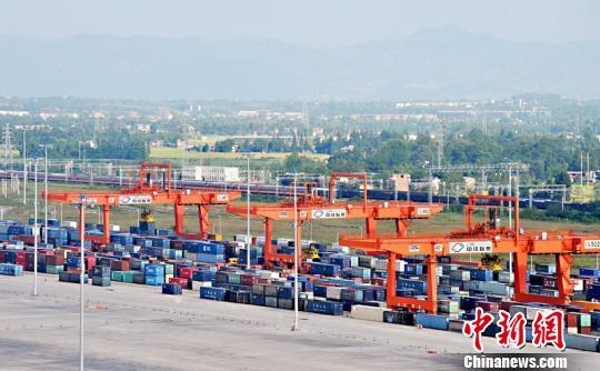 四川2019年上半年贸易进出口总值同比增长超两成