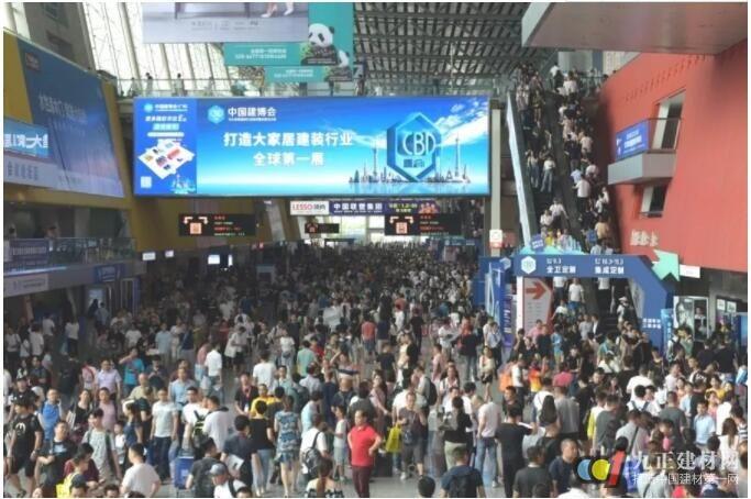 21届中国建博会(广州)圆满落幕!明年3月上海虹桥,7月广州琶洲与深圳再会!