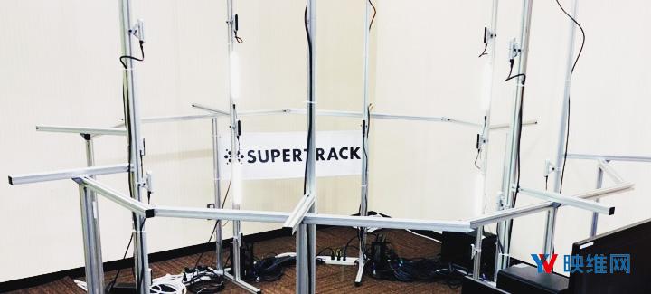 <b>Media Kobo发布拍摄实时体三维视频系统SUPERTRACK</b>