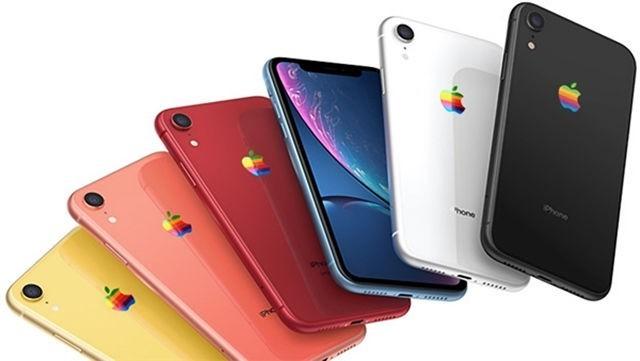 苹果也开始卖情怀 彩虹Logo或将复出