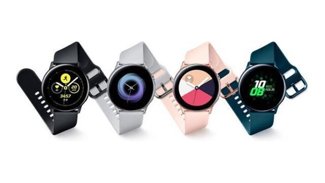 三星Galaxy Watch Active 2最新消息:有三种型号