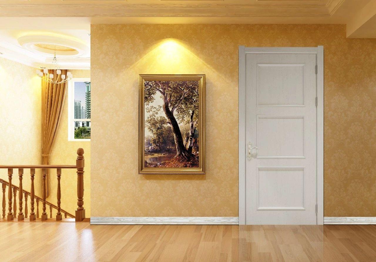 现代简约室内门图片