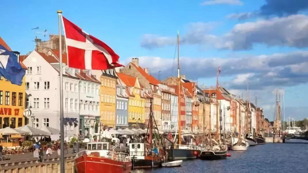 丹麦国家有多少人口数量_丹麦地图