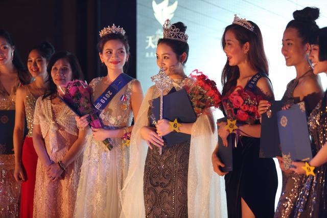 2019世界华裔小姐大赛北美决赛在纽约举行