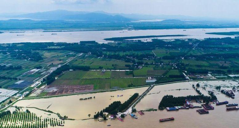 安徽省水文局发布洪水黄色预警!影响范围