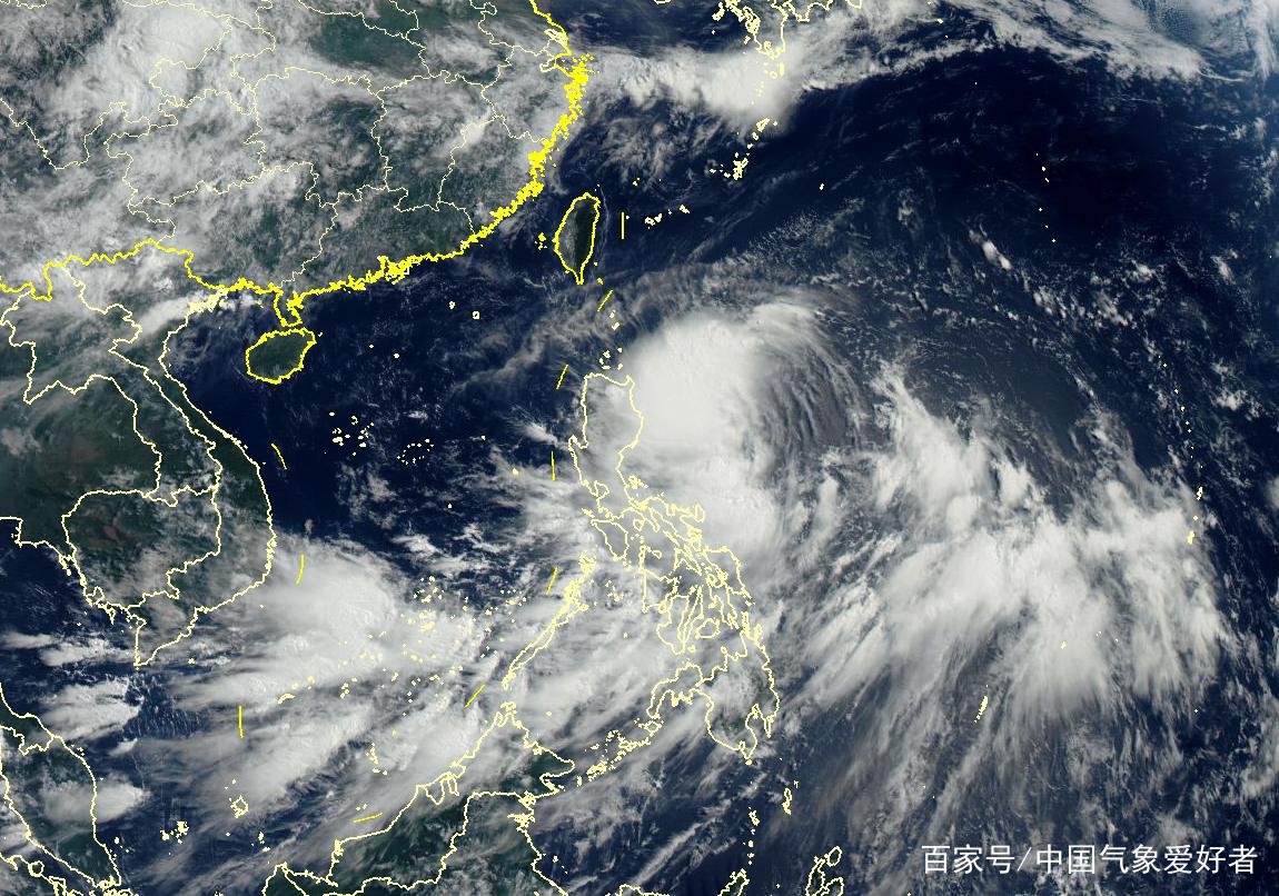 怪!5号台风丹娜丝生成在即,香港专家:除海南外我国沿海都可能