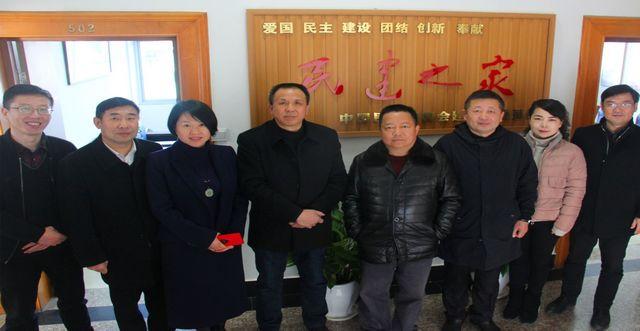 杭州市委會 以 民建之家 建設為起點,推動基層組織工作再上新臺階