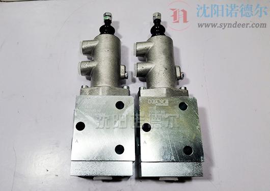 哈威) 液压有限公司sg型与sp型 滑阀式换向阀系列产品,又称紧急刹车阀图片