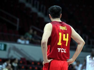 对中国男篮贡献最大的人:阿联第3大郅第4 姚明