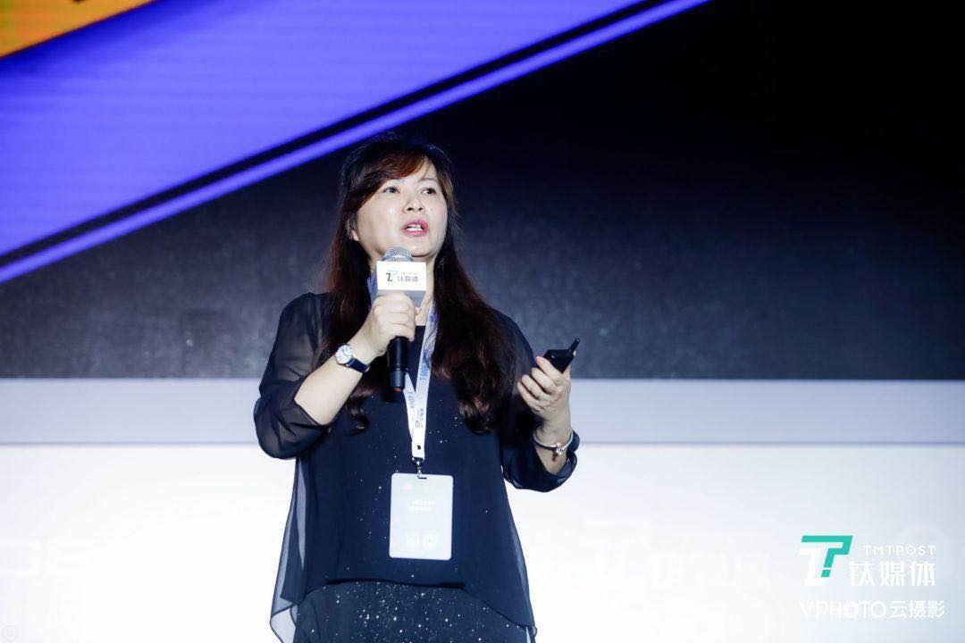 松鼠AI廖一芳:千人千面的教育方式,才能培养出独立的生命个体 | 2019 科技生活节