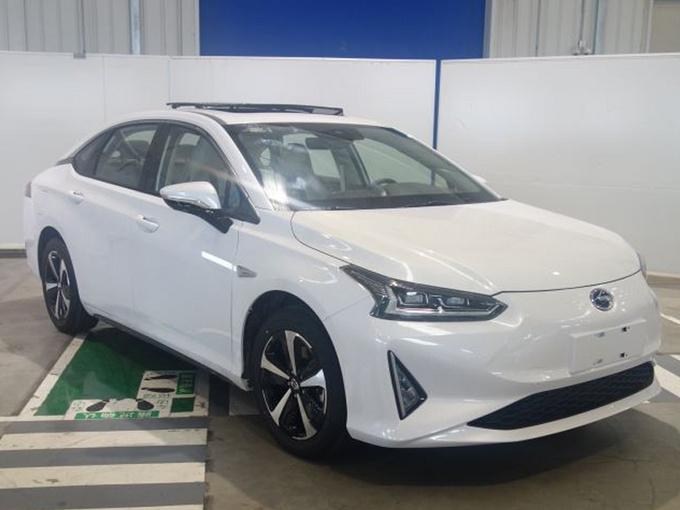 """广汽新能源艾昂S""""改标""""丰田车身延伸将于今年年底上市"""