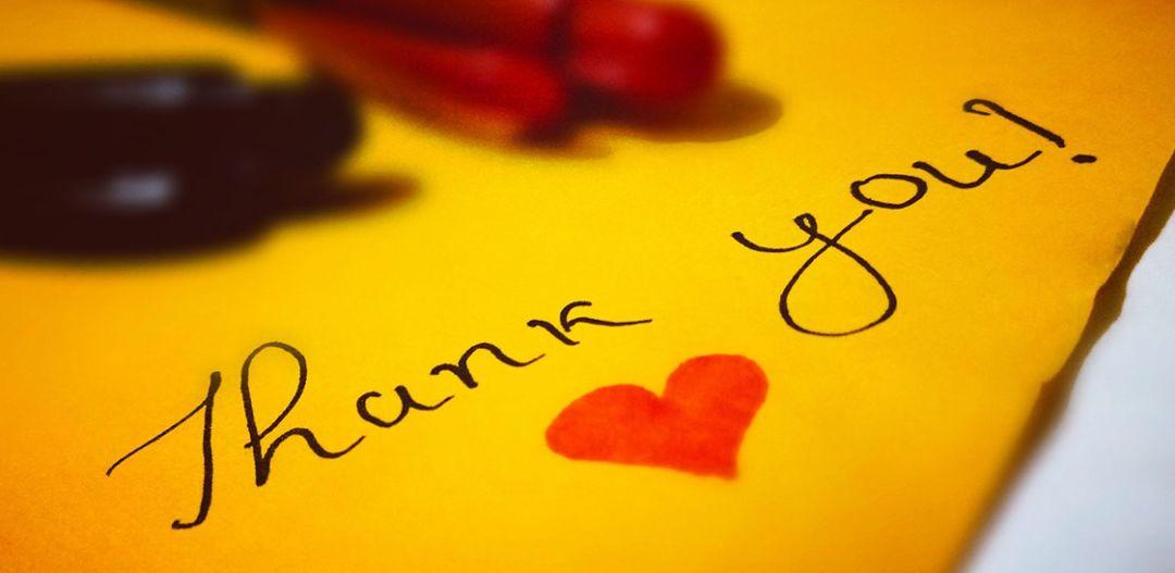 感谢的话语暖心简短 适合发朋友圈感恩的话