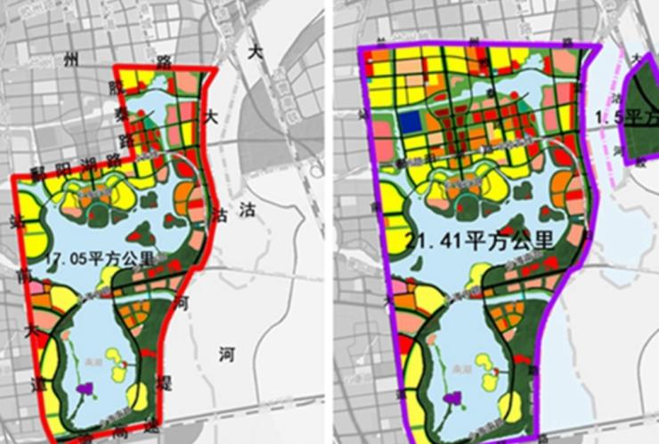 热点:大沽河旅游度假区将进行扩区 高新区实验小学项目规划公示