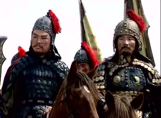 他排在五虎上将后面,但斩杀的大将却不一般