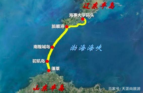 我国正在规划一座巨型跨海大桥,规模超过港珠澳,投资高达3000亿