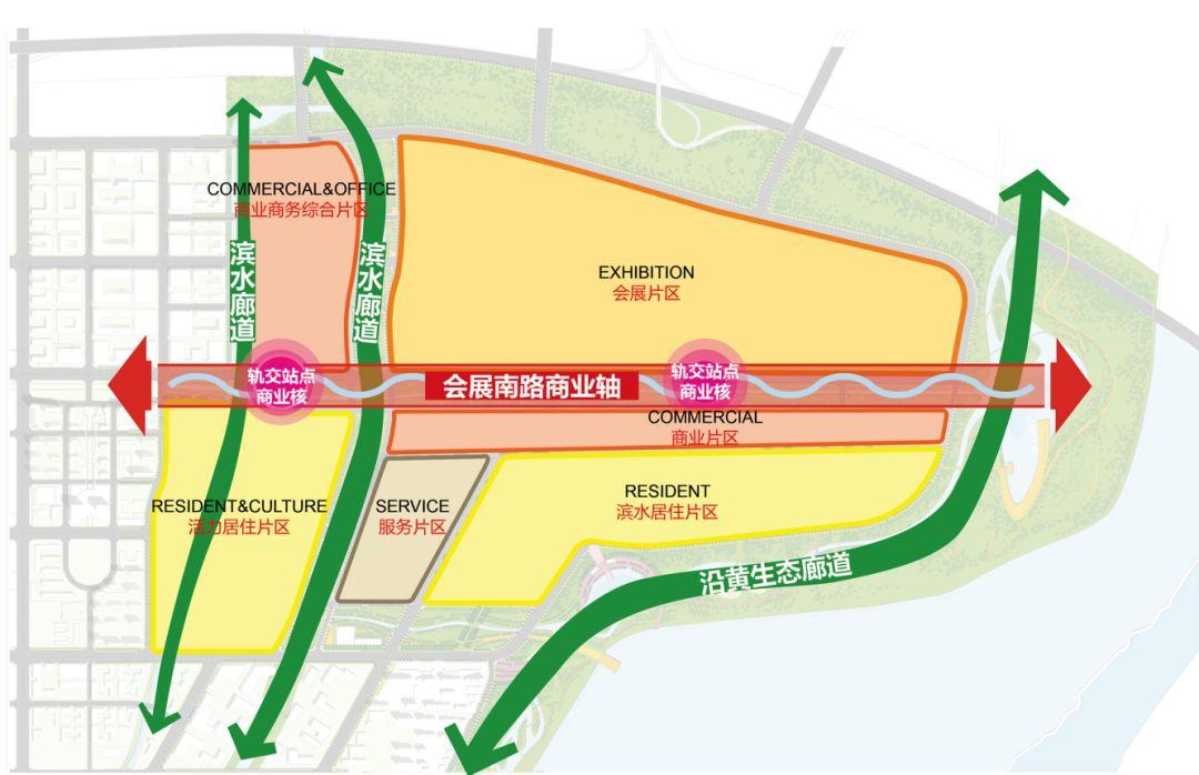 绿地9亿元拿下先行区613亩土地 最高住宅地价2700元 平 国际博览城落地