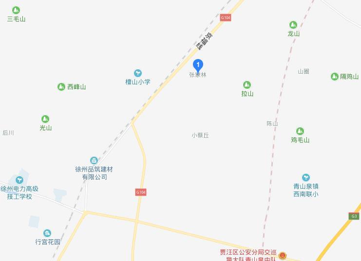 行走在徐州茅村镇张家林村,探访当年修建乾隆行宫的张家后人