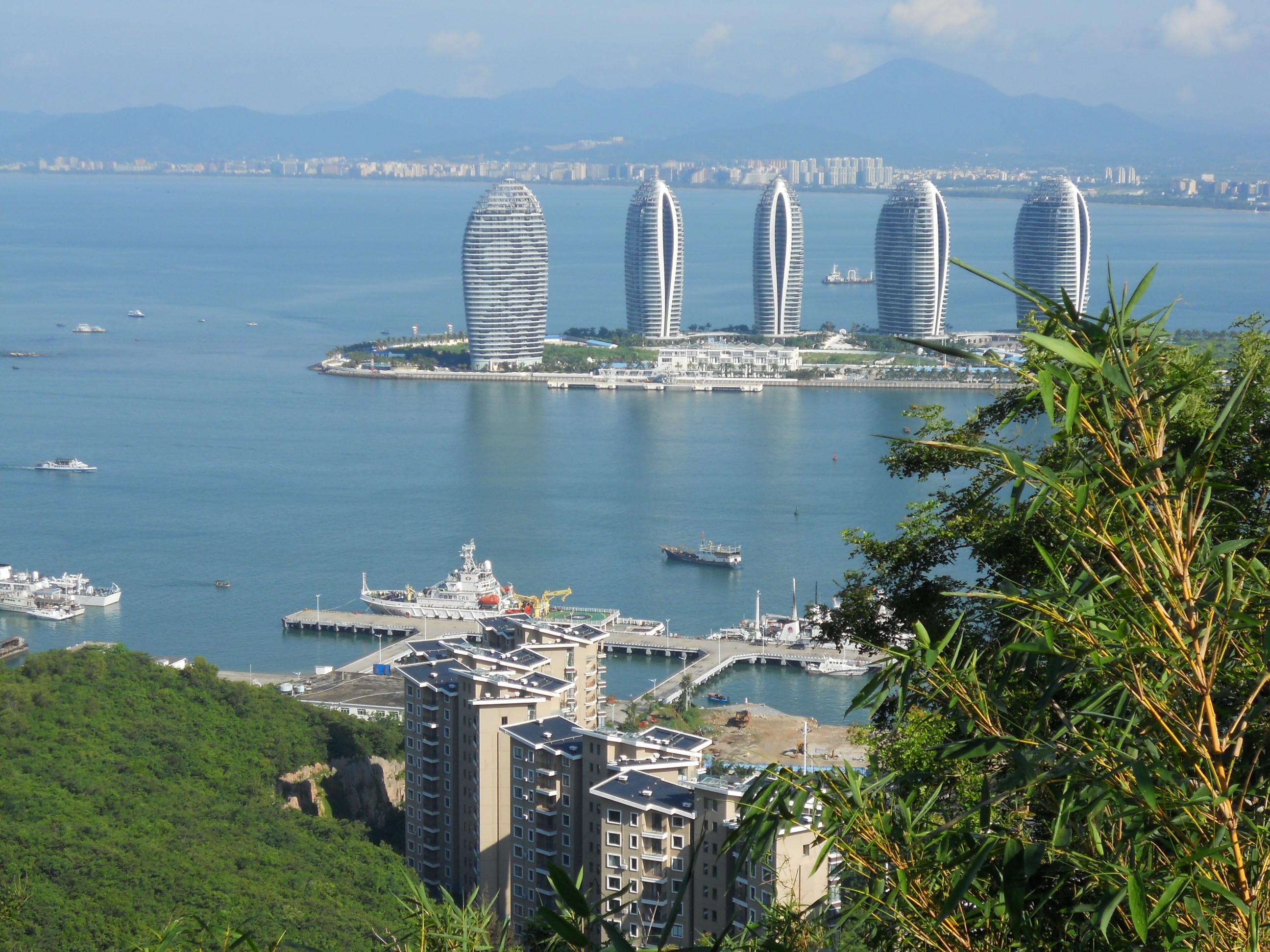 三亚的gdp_三亚风景图片