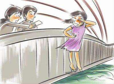 """湖南女子自导自演""""跳河假死""""逃债,父母包庇配合举办""""风光葬礼"""""""