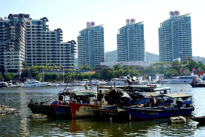 來三亞旅游,你可見過當地漁民的生活,仿佛穿越了時代