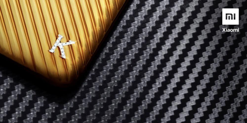 小米今日发布Redmi K20系列黄金版 售价约48万元