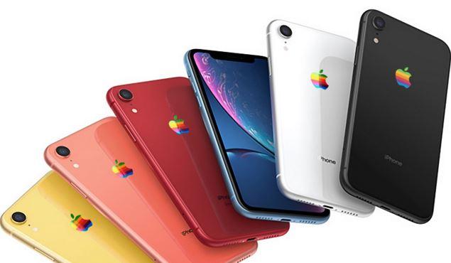 外媒:苹果今年可能会在一些新产品上重新使用彩虹Logo