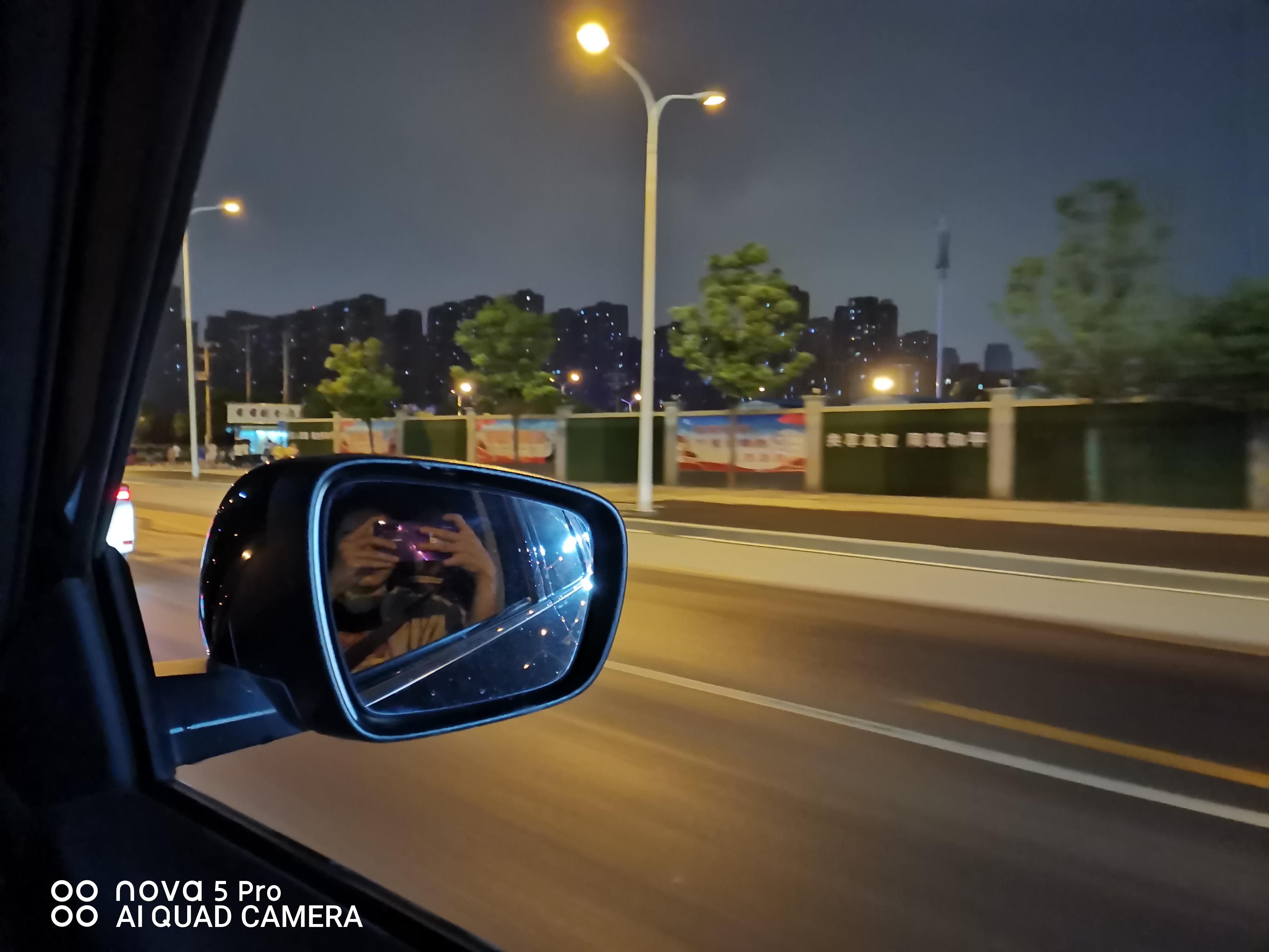 手机摄影实在太强,夜景模式媲美单反:不得不说华为很厉害