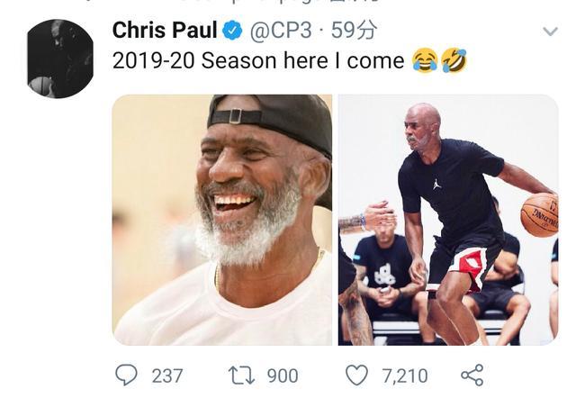 保罗发图文誓在下赛季证明自己,但一细节耐人寻味也非常尴尬_交易
