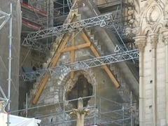 巴黎圣母院重建法案通过 规定个人捐款可享税收优惠