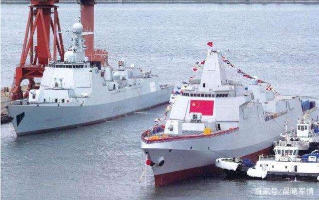 已经开建了30艘的052C/D,052E还要建造多少艘?