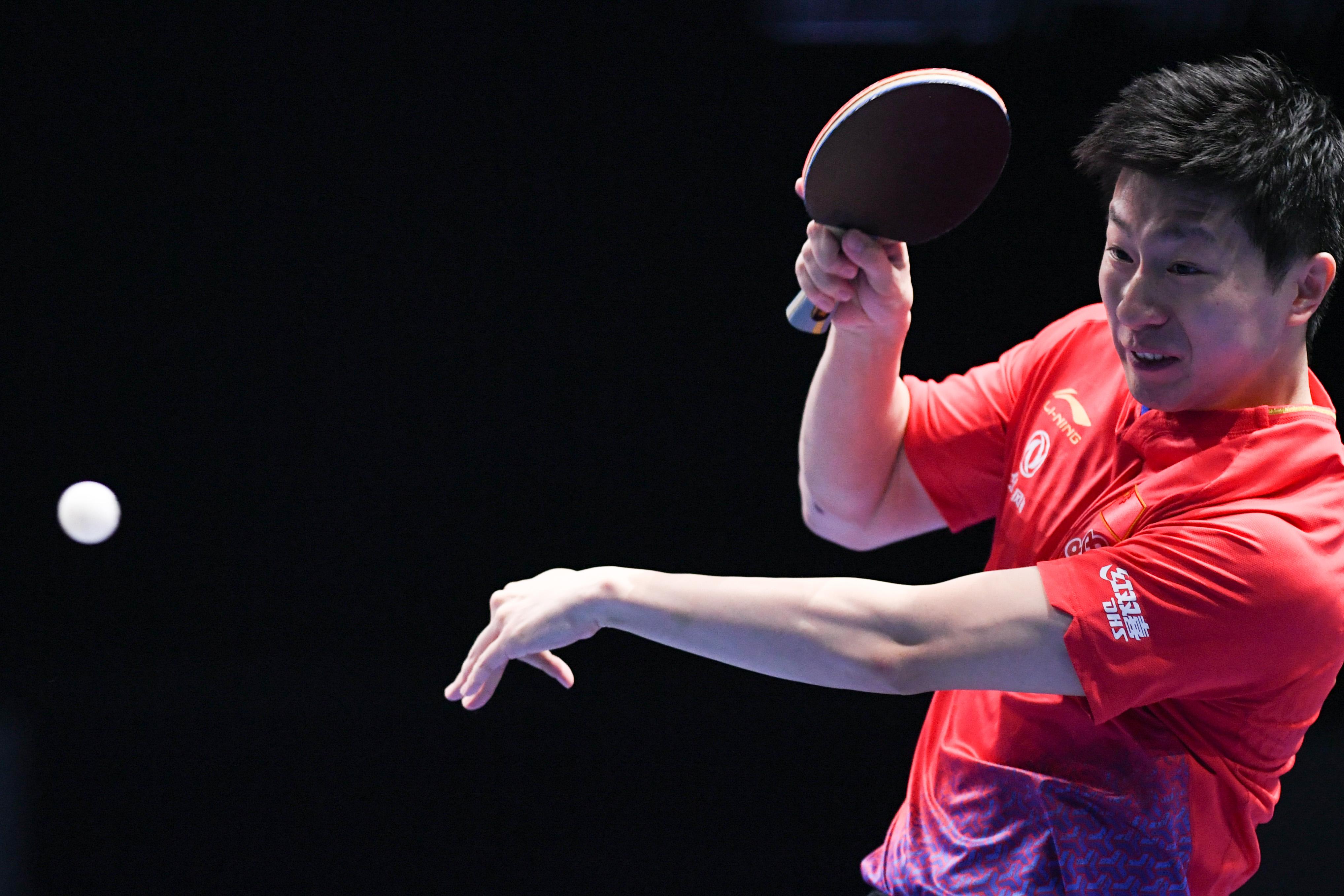 乒乓球——T2钻石赛马来西亚站:马龙首轮晋级