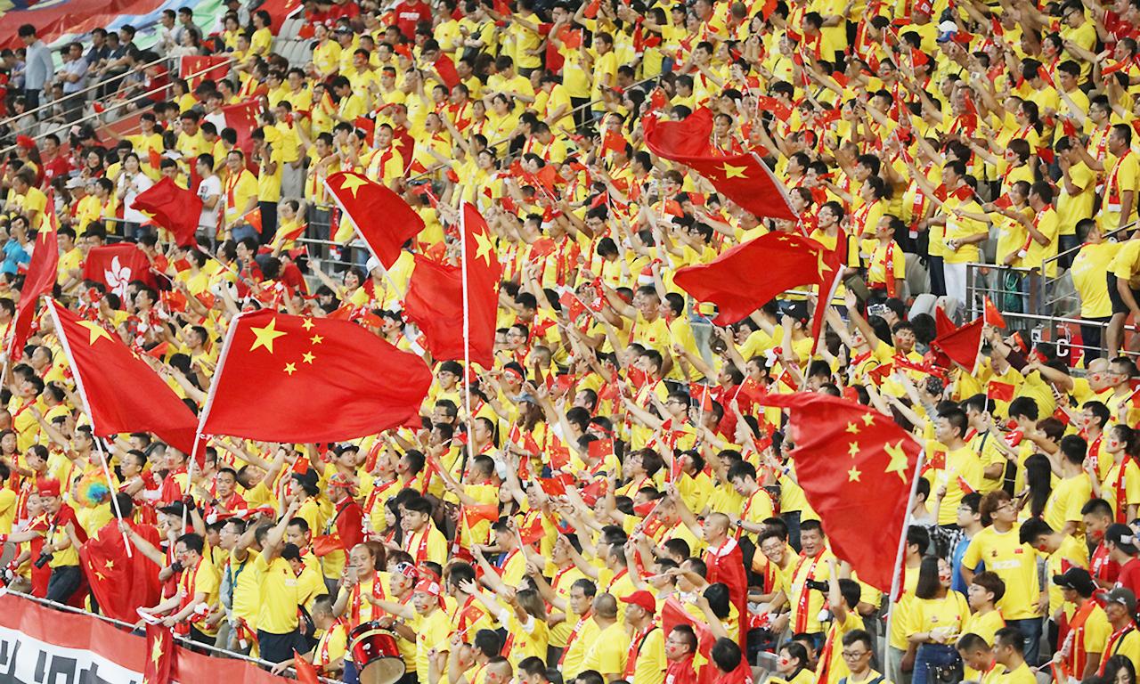 中国队抽到上上签?同组的组员笑出了猪叫声
