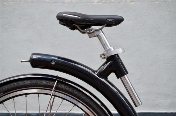 Byar Bicycle推首款自动充电电动自行车 售价4000美元-领骑网