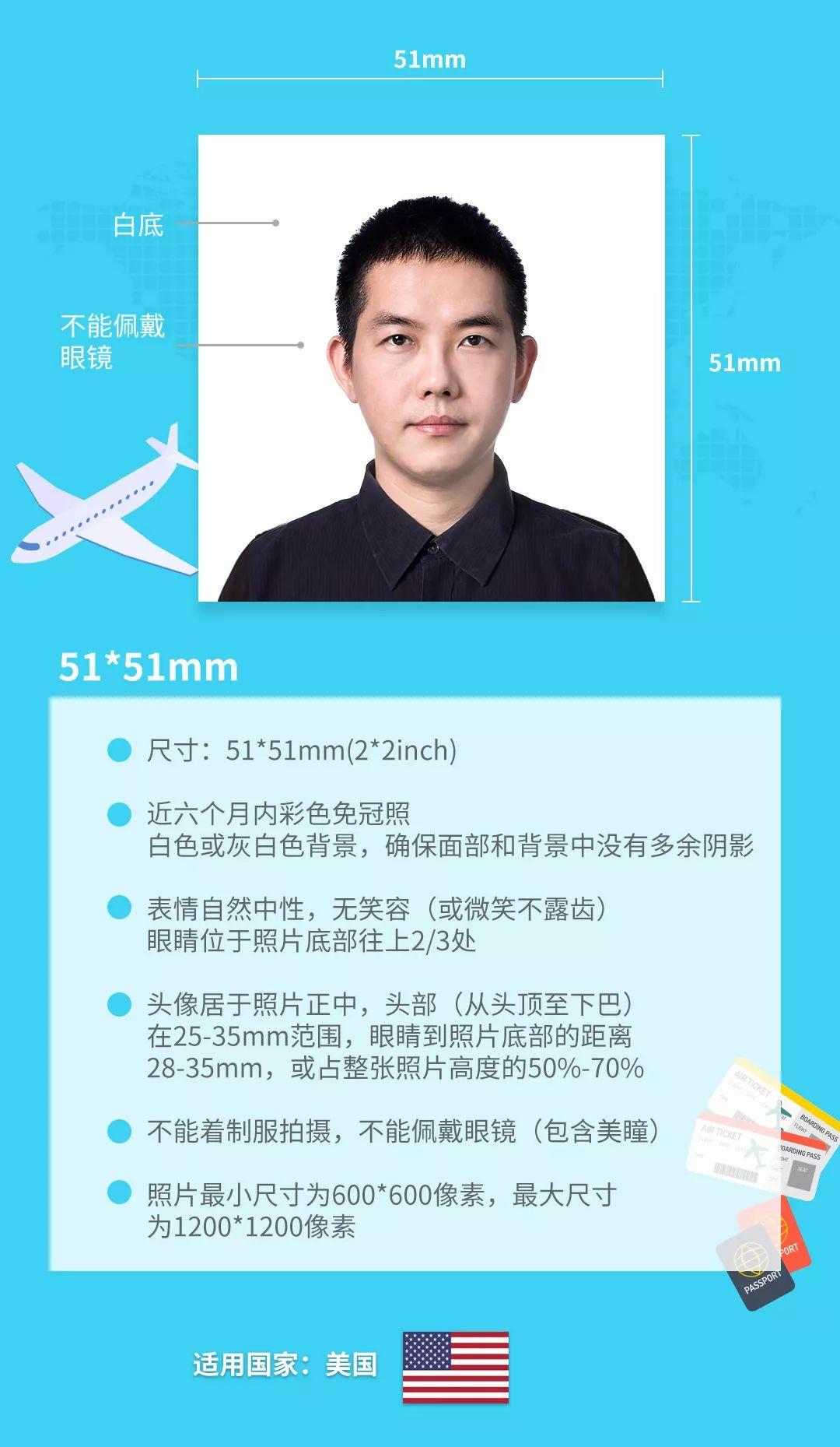 出国旅游各国签证照片尺寸要求 - 新闻 - 宜昌旅游网