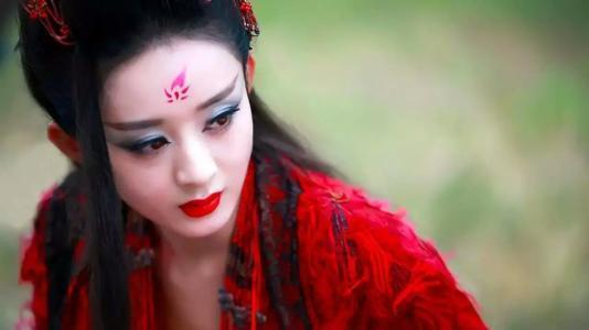 盘点:娱乐圈女明星古装红衣造型,大方典雅还是妖娆美艳