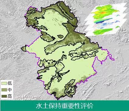 生态环境功能分区_「新·案例」山水园林城市的国土空间生态修复_山体