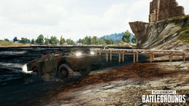 绝地求生 关于游戏中的 蟑螂 装甲车,你知道多少