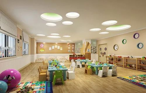 幼儿园阅览室,幼儿园图书室,幼儿园环境,幼儿园装修设计图片