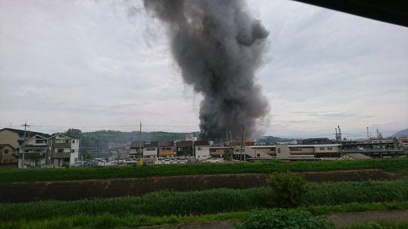 悲痛!京都动画发生火灾 死亡超过10人现场还有凶器