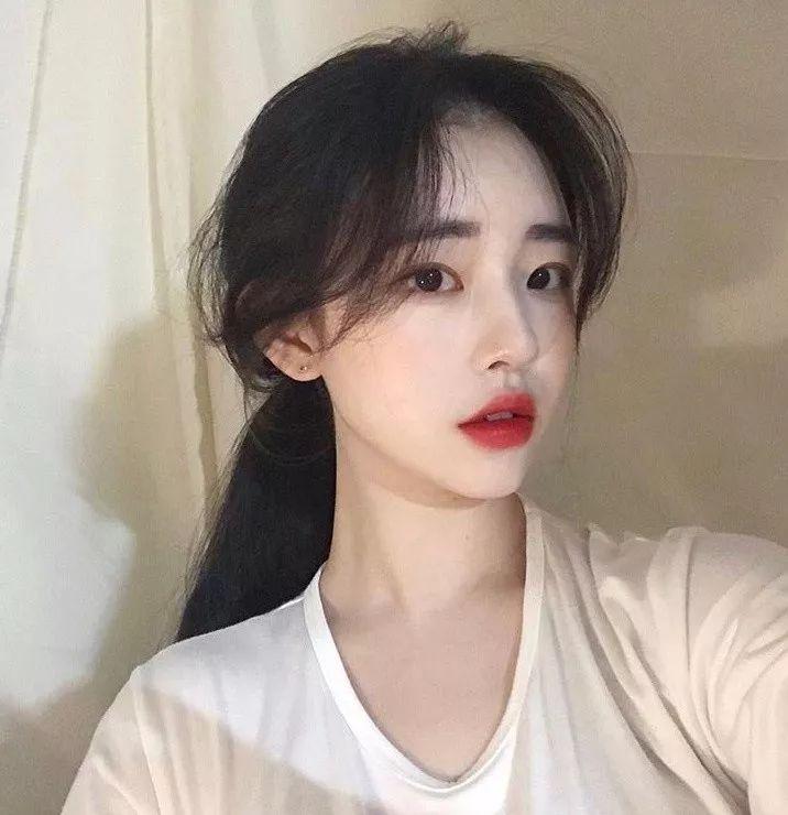 2019不剪这样的刘海,你都不知道自己有多美!图片