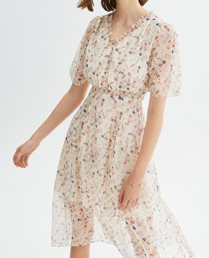 2019年流行什么款式碎花裙 这几条裙子不能错过