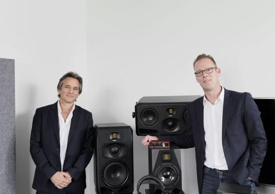 携手延续电声领域创新故事:ADAM Audio成为Focusrite集团的一份子