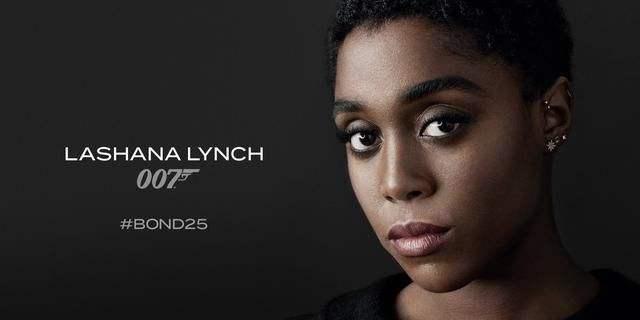 欧美白妇干黑人_新任007将会是黑人女性,再起选角争议风波