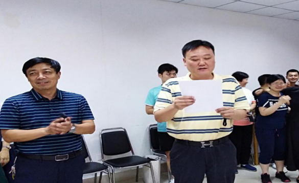 2019年郑州大学第二附属医院夏季教职工乒乓球比赛圆满举行